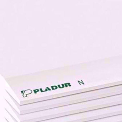 PLADUR PLACA N 13x1200x2000 (54 un)