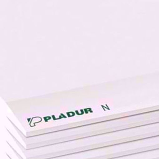 PLADUR PLACA N 15x1200x2800 (36 un)*