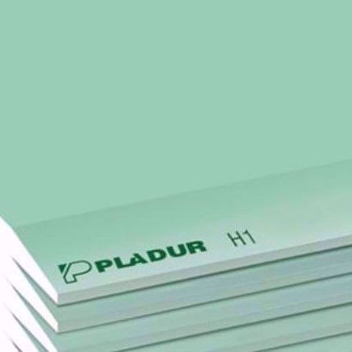 PLADUR PLACA H1 13x1200x2000 (54 un)