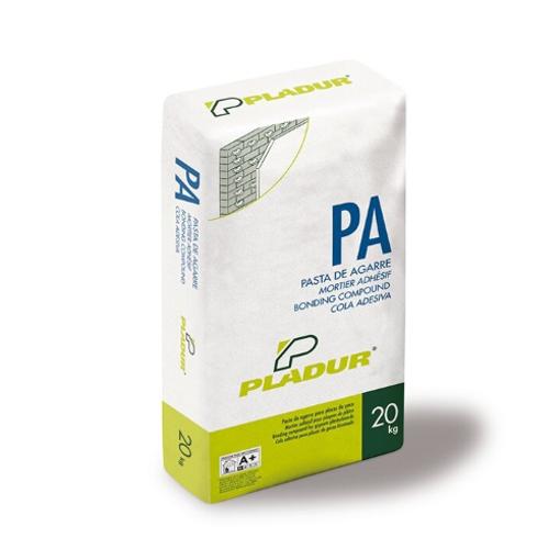 PLADUR PASTA DE AGARRE PA 20kg (1un)