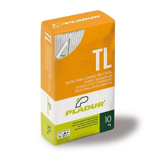 PLADUR PASTA DE JUNTAS TL 20kg (1un)