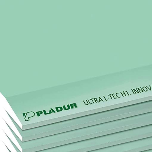 PLADUR PLACA ULTRA L-TEC H1 13x1200x2500 (60 un)