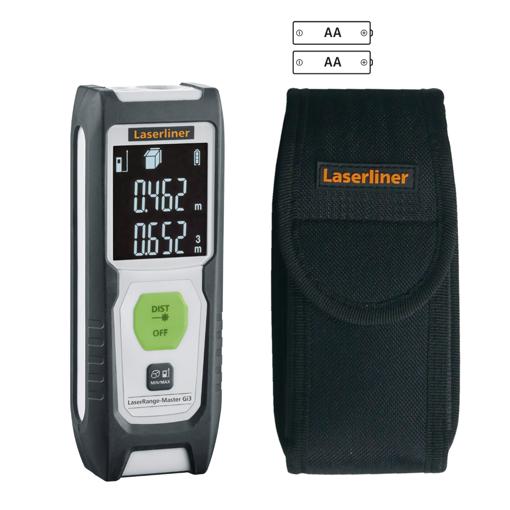LASERLINER LaserRange Master Gi4 40 metros 080.833A