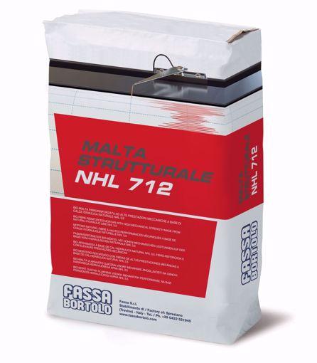 FASSA ARGAMASSA ESTRUTURAL NHL 712 (25kg)