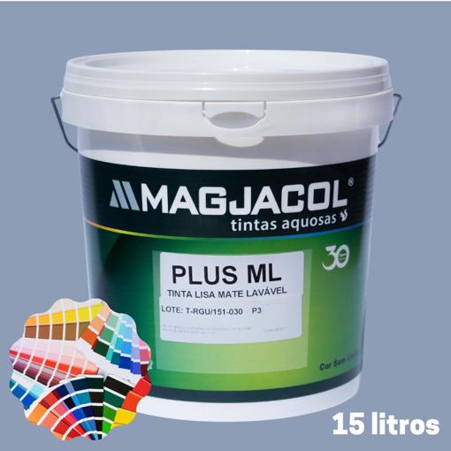 MAGJACOL TINTA PLUS ML 15 litros