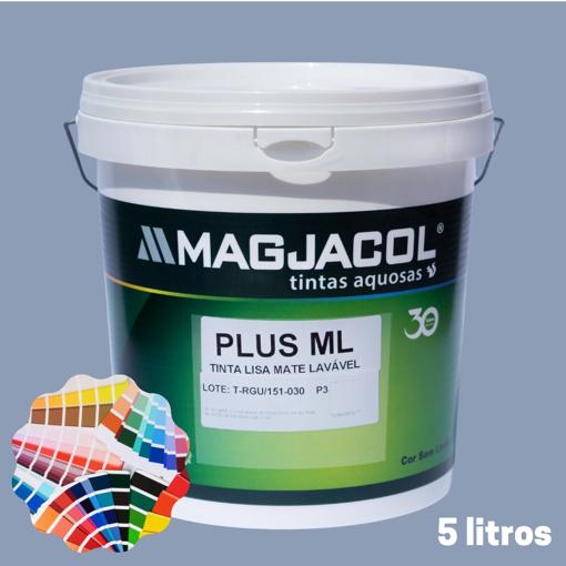 MAGJACOL TINTA PLUS ML 5 litros