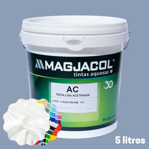 MAGJACOL TINTA AC 5litros