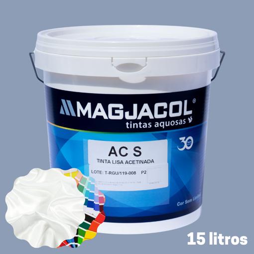 MAGJACOL TINTA AC S 15litros