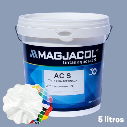 MAGJACOL TINTA AC S 5litros